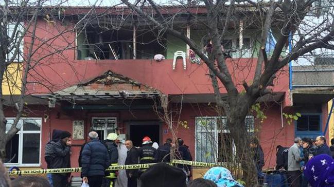 Osmaniye'de sobayı yakmak isteyen yaşlı kadın yanarak öldü