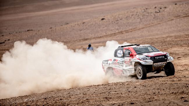 Toyota liderliğe yükseldi