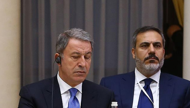 Sınır hattında Suriye toplantısı