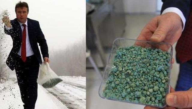 Karla mücadelede çığır açacak formülü Türk kimyager üretti