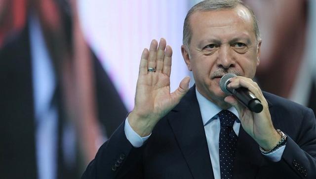 Başkan Erdoğan'dan il ve ilçe başkanlarına talimat