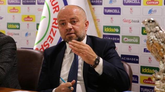 Ç.Rizespor'dan Aatif ve Eren Derdiyok açıklaması