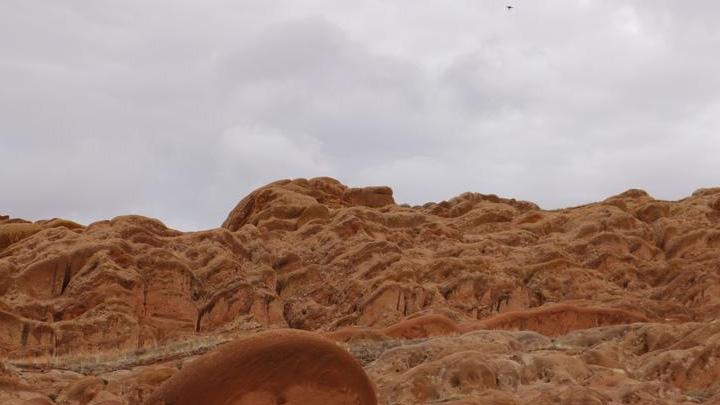 Sivas'ta bulunan Sivadokya isimli jeosit alan, Mars'ın yüzeyine olan benzerliği ile 500 bin kişi tarafından ziyaret edildi