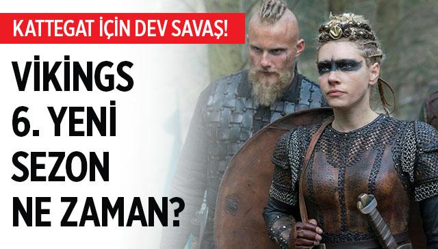 Vikings 5 Sezon 20 Bölüm Izle Vikings 6 Yeni Sezon Ne Zaman