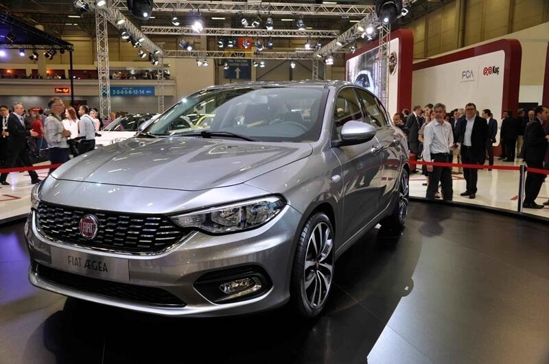 Yeni model Fiat Egea teknik özellikleri nedir?