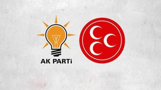 AK Parti ve MHP'den belediye meclis üyelikleri için 28 kişilik özel ekip