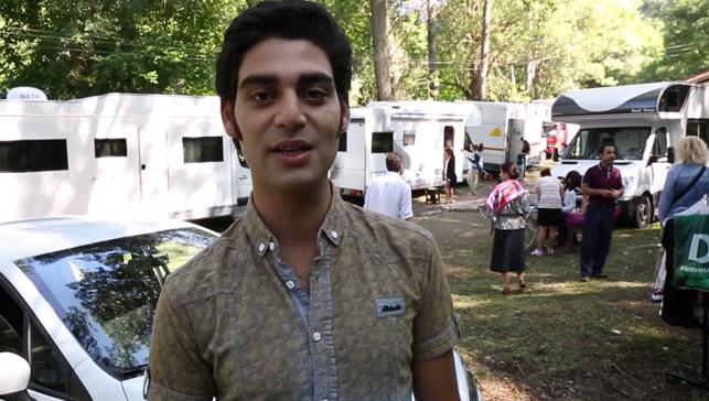 Ünlü oyuncu Özgür Aydın, gerginlik yaşadığı taksiciden şikayetçi oldu