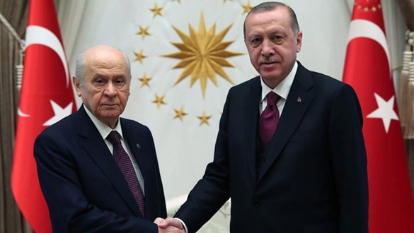 Başkan Erdoğan ve MHP lideri Bahçeli Ankara'da ortak miting yapacak