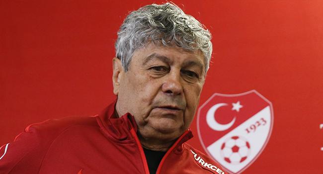 TFF, Lucescu'nun sözleşmesini feshettiğini açıkladı