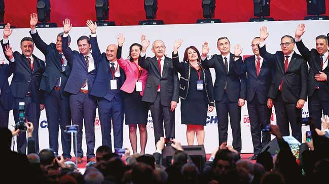 Kılıçdaroğlu meclis üyelikleriiçin kurultay hesapları yapıyor
