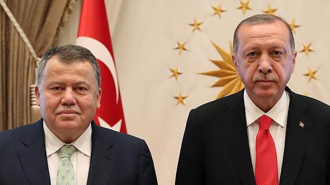 Cumhurbaşkanı Erdoğan'dan Yargıtay Başkanlığına yeniden seçilen Cirit'e tebrik