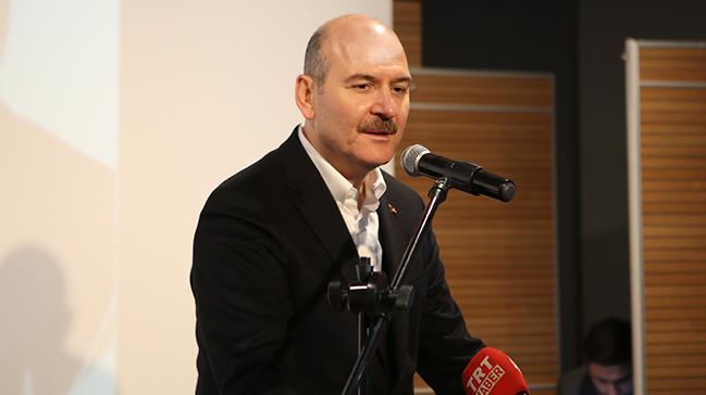 İçişleri Bakanı Süleyman Soylu: İstanbul'daki polislerimizsabah 2 ton esrar yakaladı