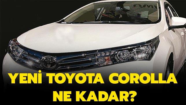 Son+Dakika:+Yeni+Toyota+Corolla+ne+kadar,+ka%C3%A7+para%E2%80%99