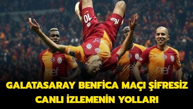Galatasaray+Benfica+UEFA+Avrupa+Ligi+ma%C3%A7%C4%B1+CBC+SPORT+idman+tv+canl%C4%B1+izleme+yollar%C4%B1+