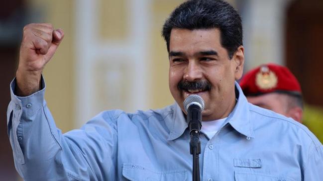 Venezuela Devlet Başkanı Nicolas Maduro: Venezuela'daki darbe girişimi çöktü