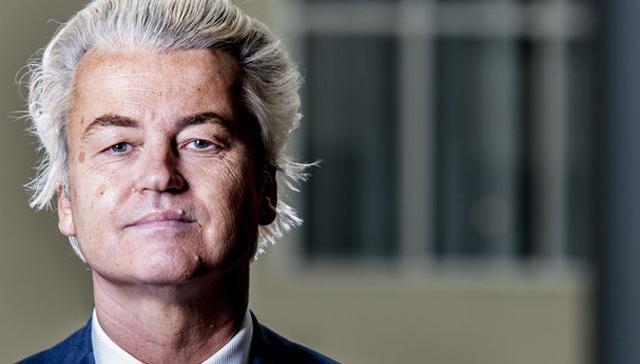 Hollanda'da ana muhalefet lideri Wilders'ten skandal yasa teklifi