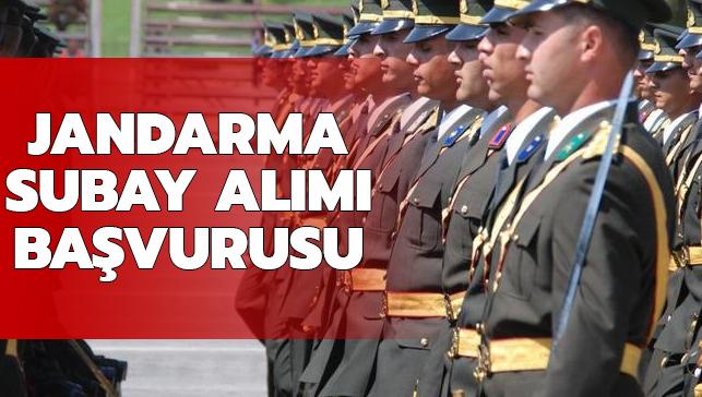 """Jandarma subay alımı başvuru şartları nedir"""""""