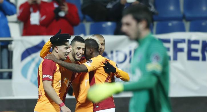 Kasımpaşa 1-4 GS özet anları: Kasımpaşa Galatasaray maç özeti golleri