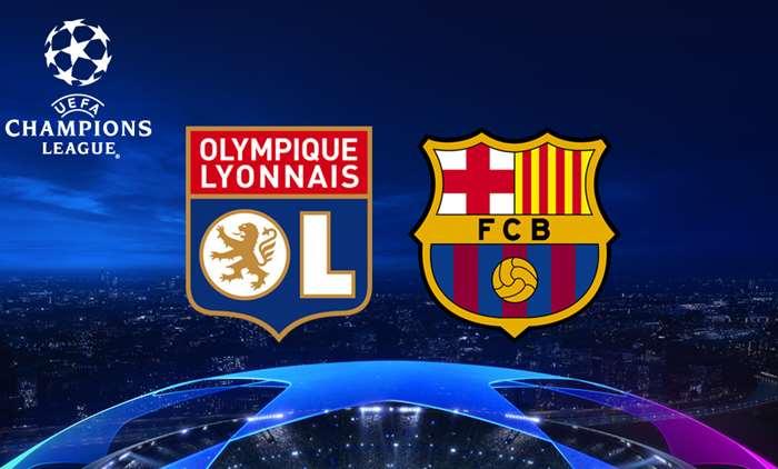 Lyon Barcelona maçı canlı yayın | beIN Sports Lyon Barcelona (CANLI)