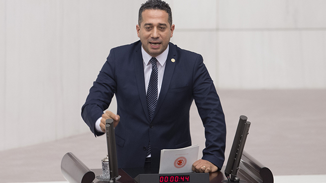 """CHP'li vekilden skandal 'Doğu Akdeniz' önergesi: Petrol bulamadık, orada ne işimiz var"""""""