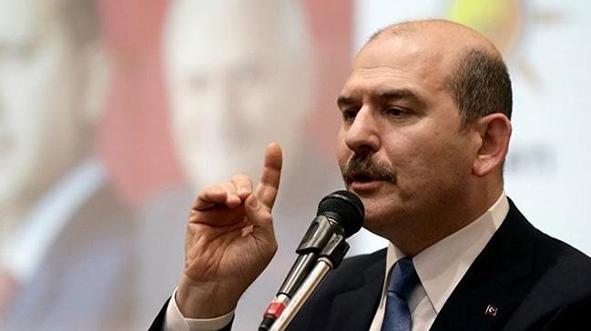İçişleri Bakanı Soylu: ABD, Murat Karayılan'a zehirli silah vermiş