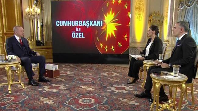 Cumhurbaşkanı Erdoğan: Bizim sınırımızda bir güvenli bölge olacaksa, bizim kontrolümüzde olacak