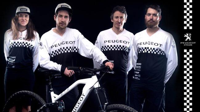 Peugeot Cycles artık yarışmaya hazır