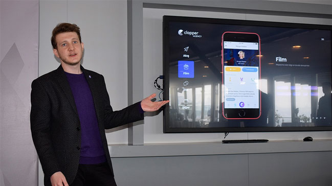 Sinema ve TV izleyicisine yeni sosyal ağ: Clapper