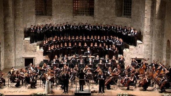Antalya DOB'dan 8 Mart konseri