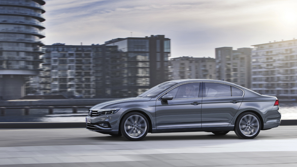 Volkswagen'den Cenevre çıkarması