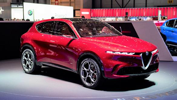 Alfa Romeo elektrikli dünyaya SUV konsepti ile giriş yapıyor
