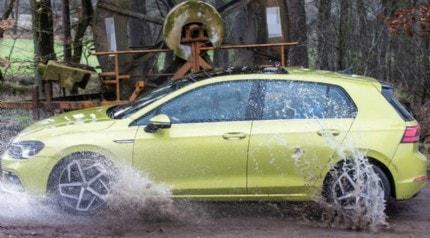 Yeni Volkswagen Golf, ilk kez kamuflajsız kameralara yakalandı
