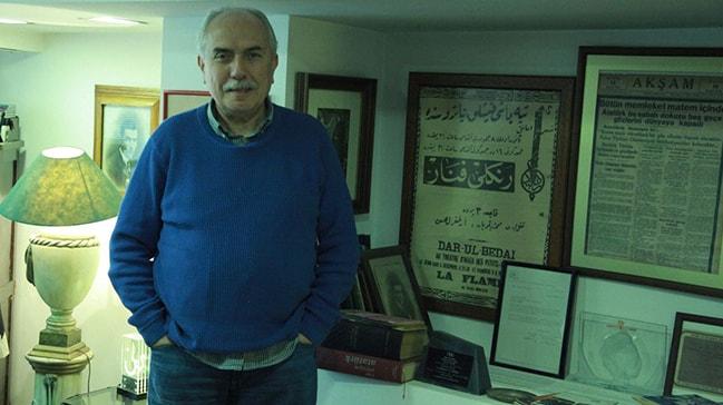 Hakan Altıner: Türkiye'de sanata alan açılmadığına ilişkin laflar safsatadan ibarettir
