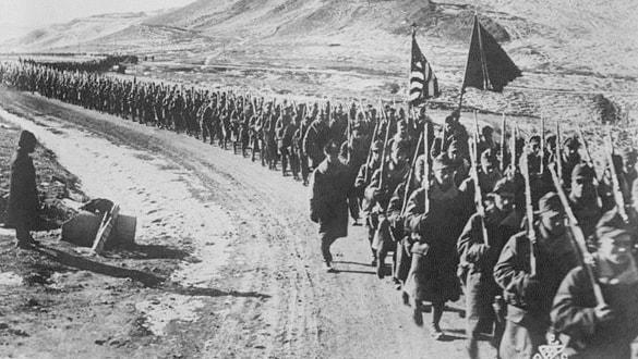 ABD ve Rus askerlerinin ilk kez karşı karşıya geldiği çatışma: Tulgas Savaşı