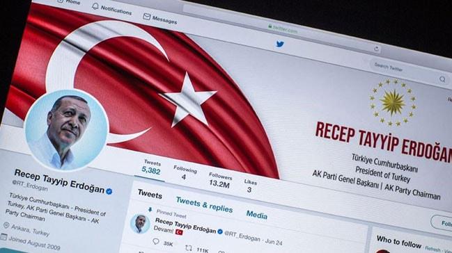 Cumhurbaşkanı Erdoğan'dan Twitter'da sorulan soruya yanıt verdi