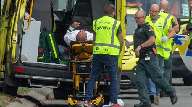 Son Dakika!.. Yeni Zelanda'da iki camiye silahlı saldırı: Çok sayıda ölü ve yaralı var