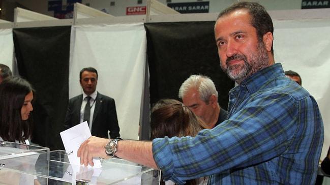 Serdar Bilgili, mayıs ayındaki seçimde Fikret Orman'ın karşısına çıkmaya hazırlanıyor
