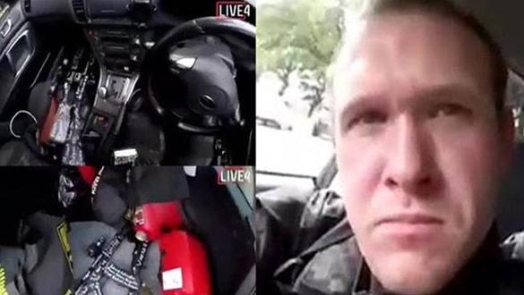 Brenton Tarrant Video Image: Yeni Zelanda'daki Terör Saldırısının Faili Brenton Tarrant