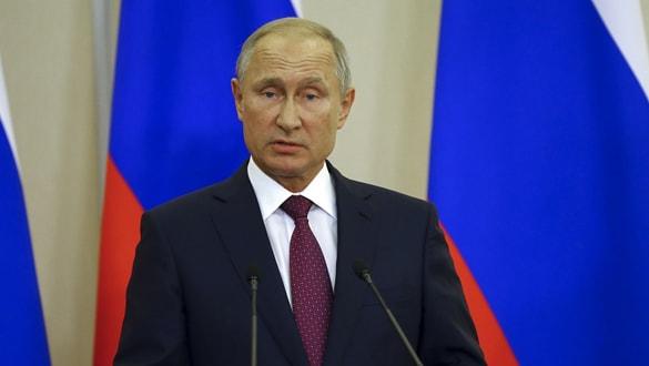 Putin: Yeni Zellanda'daki saldırılar iğrençlik ve acımasızlık
