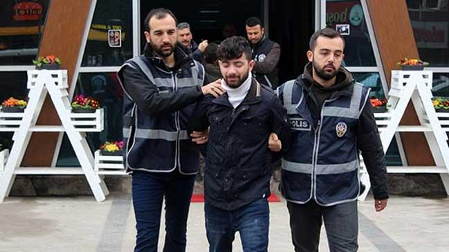 'Maskeli Beşler' isimli çetenin 4 üyesi tutuklandı