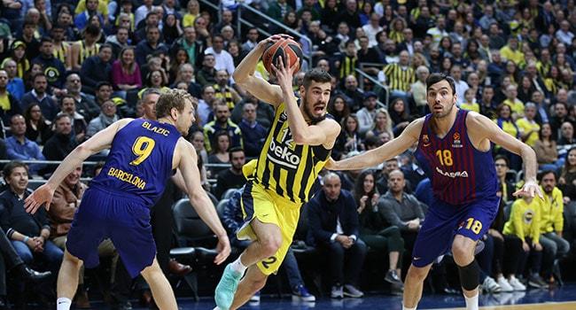 Fenerbahçe Beko'dan müthiş galibiyet