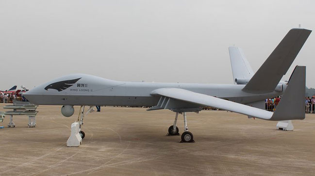 Çin insansız savaş uçağı ihracatında dünyada birinci sırada yer aldı
