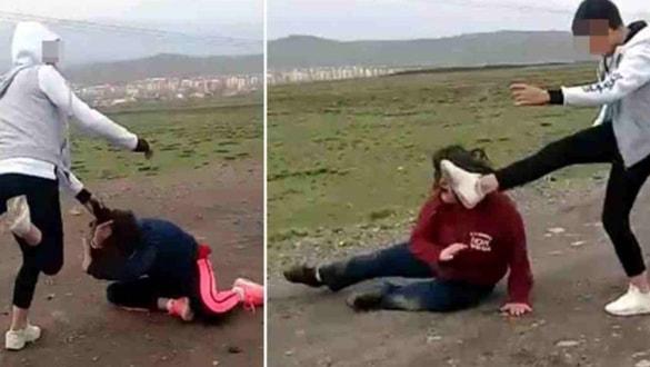 Erzurum'da iki genç kıza dehşeti yaşatan sanıklara ceza yağdı