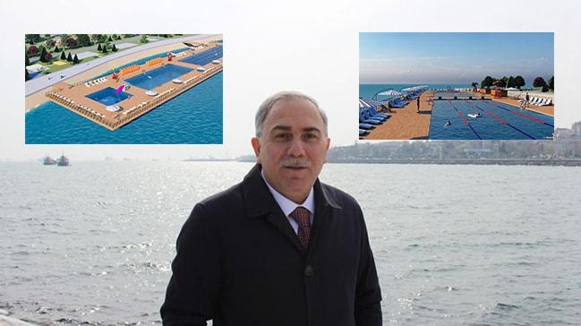 AK Parti Fatih Belediye Başkan Adayı Ergün Turan: Gençlerimiz için deniz havuzları yapacağız