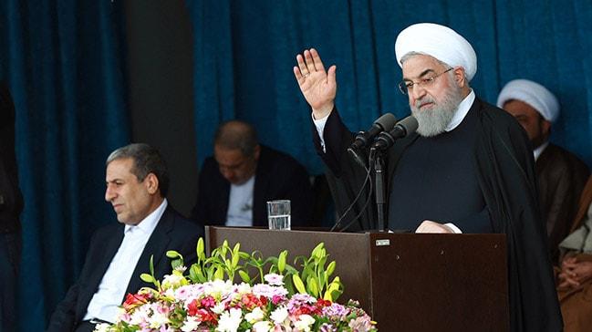 İran Cumhurbaşkanı Hasan Ruhani: İran komşularıyla iş birliğini artırmanın çabası içinde