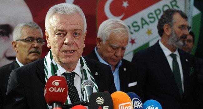 Bursaspor'dan VAR isyanı! 'Tek taraflı olmamalı'