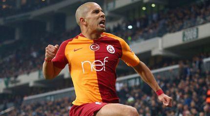 İşte Galatasaray'ın Feghouli kararı