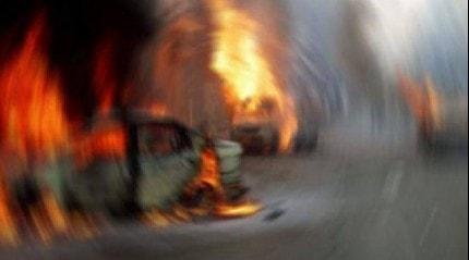 Mısır´da bir fabrikada gaz deposu patladı: 8 ölü