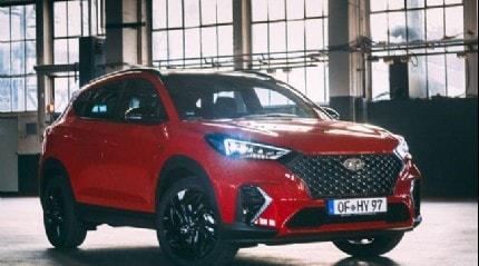 En sportif Hyundai Tucson ortaya çıktı