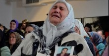 Karadzic'e müebbet cezası sonrası Bosnalılar sevinçli